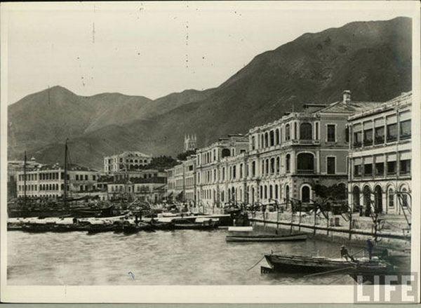 Гонконг позднего периода династии Цин. Фото: history.huanqiu.com