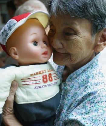 В Китае проживает 178 миллионов пожилых людей. Фото: China Photos/Getty Images