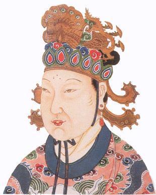 Императрица Ву Зетянь.Фото с upload.wikimedia.org