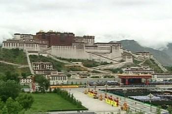 Дворец Потала в Лхасе, Тибет. Фото: NTD