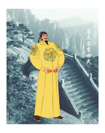 Император Тайцзун династии Тан. Фото:epochtimes.com