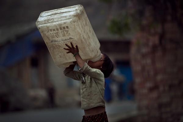 В Китае продолжается засуха. Апрель 2010 год. Фото с epochtimes.com