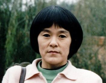 Чжу Йинфан, последовательница Фалуньгун. Фото с сайта Minghui