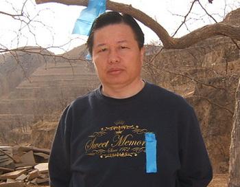 Китайский адвокат-правозащитник Гао Чжишен. Фото с epochtimes.com