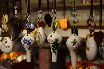 Различные виды окарин.Фото: en.visitdl.com