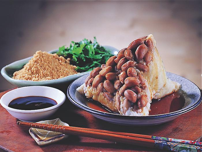 Клёцки с арахисом. Фото: Tainan City Government Tourism Bureau
