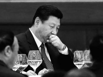 Китайский лидер партии Си Цзиньпин начал проводить новую антикоррупционную кампанию в первый же месяц после вступления в должность. Фото: Feng Li/Getty Images