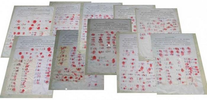 Новую петицию с требованием освободить Ван Сяодуна подписали 587 жителей деревни Чжоугуаньтунь в Китае. Ван был приговорён к трём годам тюремного заключения за то, у него в доме нашли DVD-диски о преследовании Фалуньгун в Китае. Фото: Великая Эпоха (The Epoch Times)