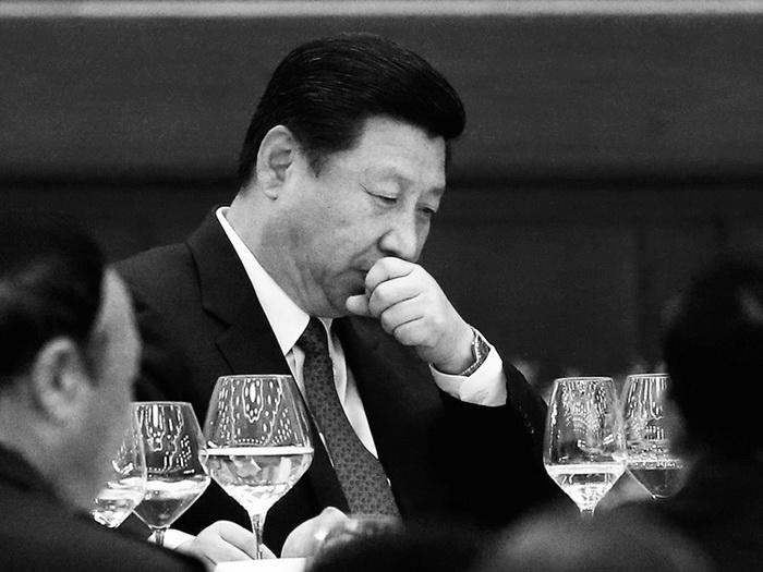 Китайский лидер партии Си Цзиньпин. Си, как считают эксперты, хочет получить полный контроль над аппаратом безопасности. Фото: Feng Li/Getty Images