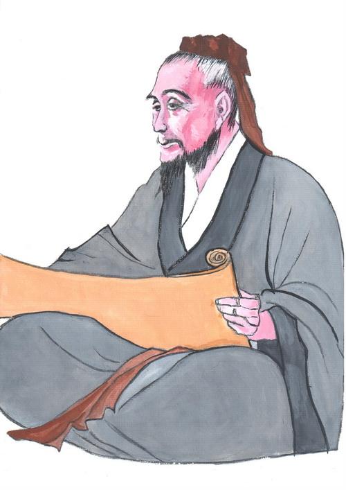 Чжан Чжунцзин, мудрец китайской медицины. Иллюстрация: Киёка Чу/Великая Эпоха (The Epoch Times)