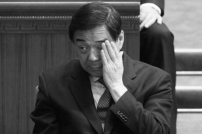 Бо Силай считается первым «голым чиновником». Фото Lintao Zhang/Getty Images