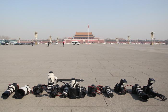 Немецкие журналисты в Китае жалуются на продолжающееся запугивание и произвол. Фото: Feng Li/Getty Images