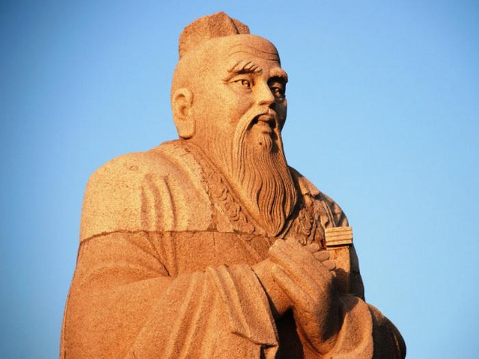 Конфуций. Фото: citatyi.ru