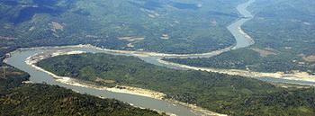 Река Иравади пока не будет перекрыта. Фото: heute.de