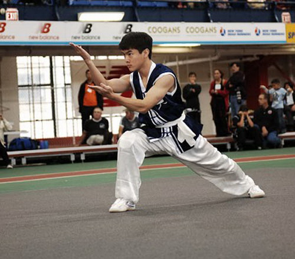 Кунг-фу — китайские боевые искусства. Фото с сайта img.kanzhongguo.com