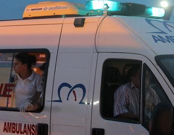 Скорая помощь. Фото из архива РИА Новости