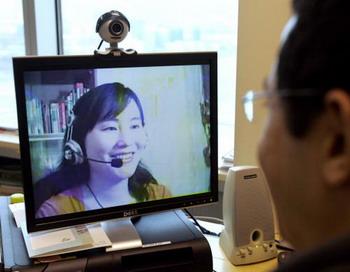 Запрет  скайпа власти Китая планируют ввести в наступающем году.  Фото: RICHARD A. BROOKS/AFP/Getty Images