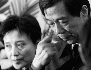 Свергнутый Бо Силай и его жена Гу Кайлай. Фото с сайта theepochtimes.com