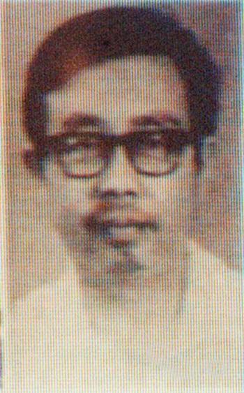 Фотография к статье государственного СМИ Китая от 12 июня 1989, в которой говорится о том, что китайский учёный и диссидент Фан Личжи должен быть арестован. Фото: AFP/Getty Images
