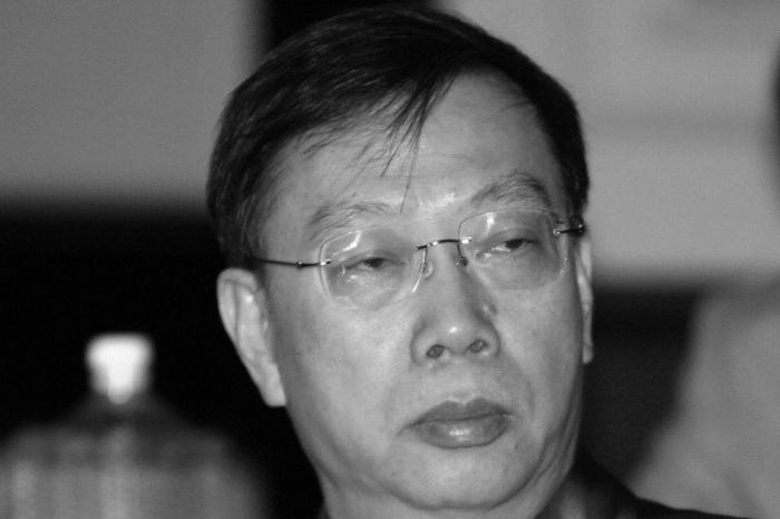 Бывший заместитель министра здравоохранения Китая Хуан Цзефу на конференции Всемирной организации здравоохранения в Индии, 28 июля 2006 года. Теперь он глава китайского комитета по трансплантации органов. Фото: Raveendran/AFP/Getty Images