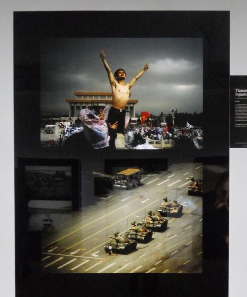 Площадь Тяньаньмэнь, Стюарт Франклин, 1989 год. Фото: Джейн Грей/Великая Эпоха (The Epoch Times)