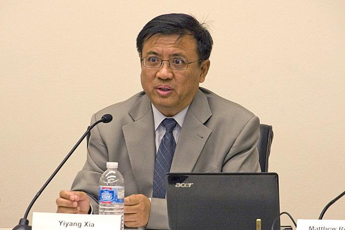 Иян Ся, старший руководитель по вопросам политики и исследований расположенной в Вашингтоне организации Human Rights Law Foundation. Г-н. Ся является экспертом по вопросам китайской политики, структуры и функционирования китайской пропаганды и правовой системы. Фото: Лайза Фань/Великая Эпоха (The Epoch Times)