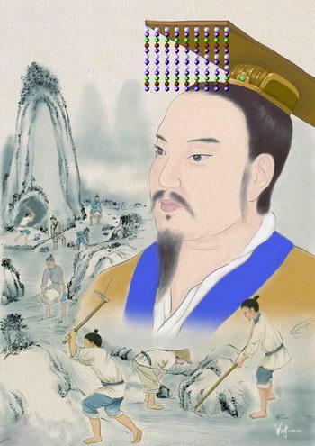 Юй Шунь – император-гончар. Фото с сайта theepochtimes.com