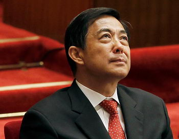 Всекитайское собрание народных представителей лишило иммунитета Бо Силая, бывшего партийного функционера. Теперь 63-летний опальный чиновник должен предстать перед судом за коррупцию и злоупотребление властью. Фото: Lintao Zhang/Getty Images