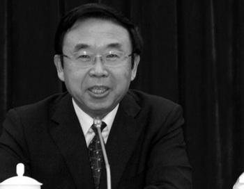 Хуан Шэн, бывший заместитель губернатора провинции Шаньдун, был отдан под суд 8 апреля за получение 12,23 млн юаней (US $ 1,97 млн) в виде взяток. Фото с сайта weibo.com