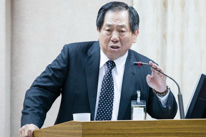 Директор Бюро национальной безопасности Тайваня Цай Дэ-шэн считает, что кибератаки из Китая серьёзно угрожают Тайваню. Фото: Chen Baizhou/The Epoch Times