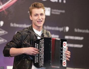 Алексей Воробьёв. Фото: eurovision.org.ru