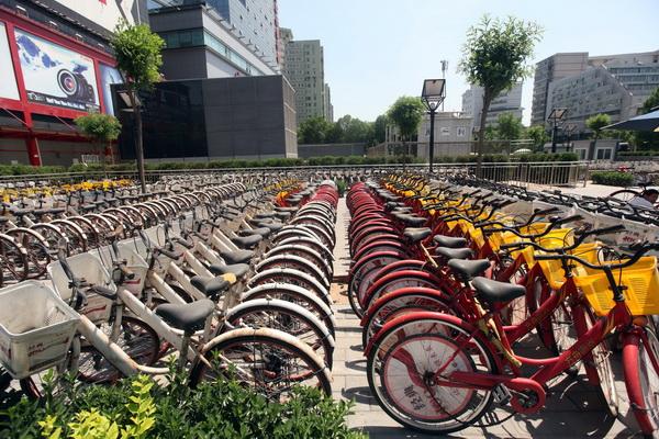 Китайские зарисовки. На дорогах. Фото: Franko Lee/AFP/Getty Images