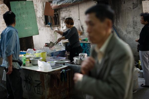 Китайские зарисовки. Фото: NICOLAS ASFOURI/AFP/Getty Images