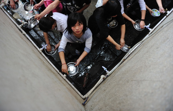Китайские зарисовки. Фото: China Photos/Getty Images