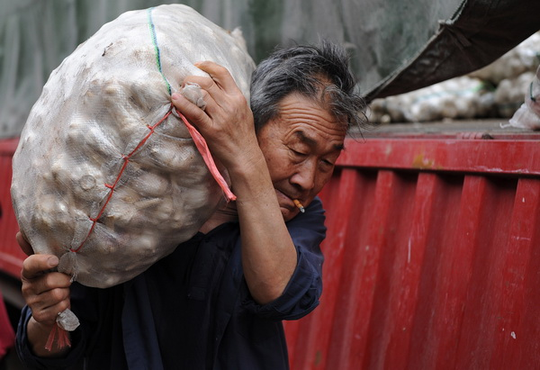 Китайские зарисовки. Китайцы дома и на работе. Фото: AFP/AFP/Getty Images