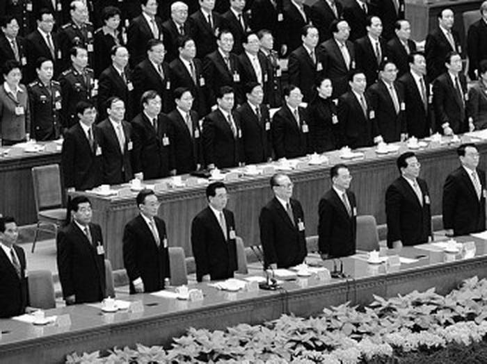 XVII съезд коммунистической партии Китая, 21 октября 2007 года, Пекин. Фото: Guang Niu/Getty Images