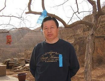 Адвокат по правам человека Гао Чжишен. Фото с сайта theepochtimes.com