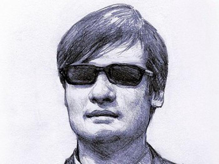 Слепой адвокат-активист Чэнь Гуанчэн. Иллюстрация: Виван Сонг/Великая Эпоха (The Epoch Times)