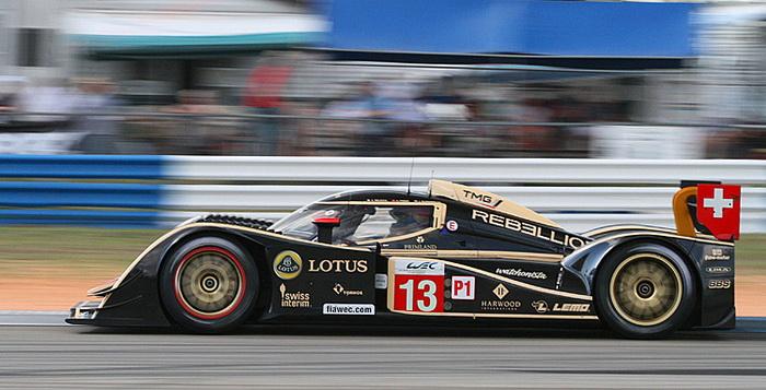 Команда Dyson Racing, чемпион ALMS 2011 года, дебютировала в 2012 году в Себринге на автомобиле Lola. Фото: Джеймс Фиш/Великая Эпоха