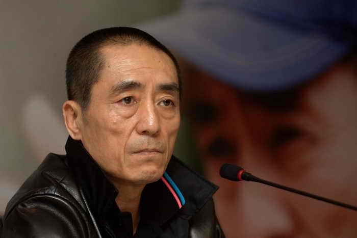 Режиссёр Чжан Имоу на 15-м международном кинофестивале в Пусане, 8 октября 2010 года, Южная Корея. В Китае его обвиняют в нарушениaи политики одного ребёнка. Фото: Chung Sung-Jun/Getty Images