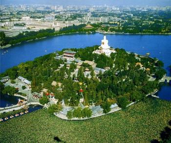 Императорский сад во времена династий Ляо, Цзинь, Юань, Мин и Цин. Фото: kitay.mybb.ru
