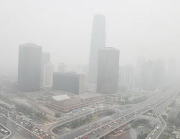 Китай загрязняет окружающую среду. Фото: