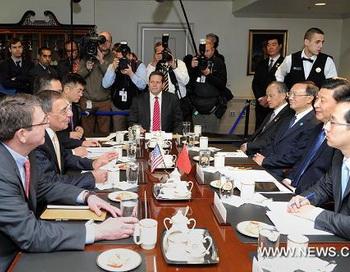 Китай будет отстаивать свои национальные интересы, заявил США  Си Цзиньпин. Фото: igor-tiger.livejournal.com