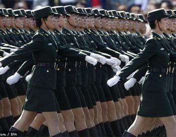 Китай в 2012 году вновь  увеличивает военные расходы. Фото: obozrevatel.com