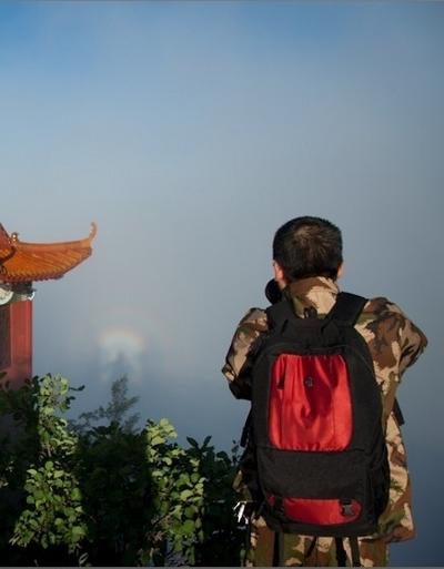 «Сияние будды». Храм Юньтай, город Чунцин. Июнь 2011 год. Фото с epochtimes.com