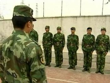 Интернет-зависимость детей в Китае лечат электродубинками. Фото с allnewspoint.com