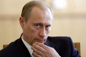 Путину не досталась премия Конфуция. Фото с polblog.ru