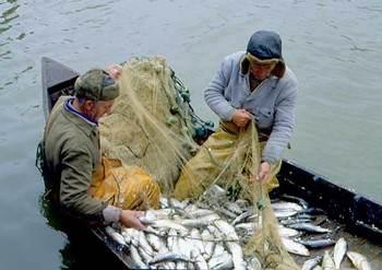 Рыбаки. Фото с dic.academic.ru