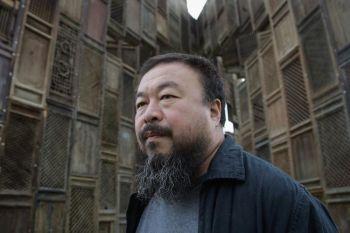 Китайский художник Ай Вэйвэй. Фото: Johannes Simon /Getty Images