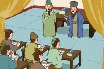 При династии Сун были два знаменитых ученых - Чэн Хоу и Чэн И. Фото с big5.showchina.org